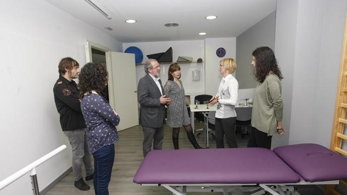 Aspid inaugura NeuroLleida, la nova seu especialitzada en teràpies de recuperació neurològica