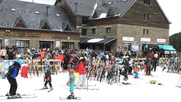 Acaba una temporada d'esquí que bat els millors rècords