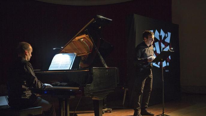 La Segarra obre l'Any Pedrolo amb un muntatge poeticomusical