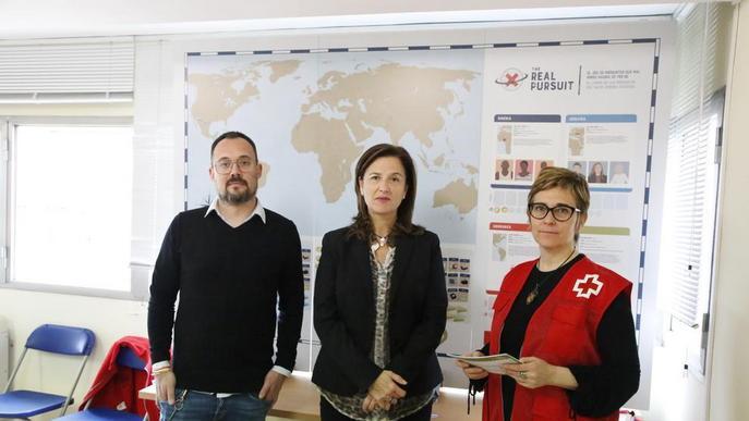 Creix l'acollida de refugiats a Lleida