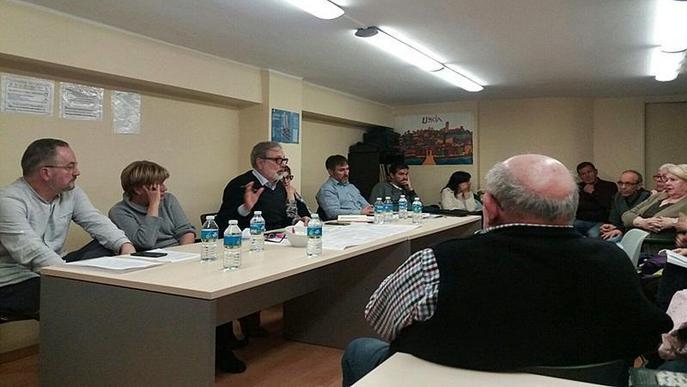El Clot trasllada a la Paeria els problemes d'incivisme i seguretat