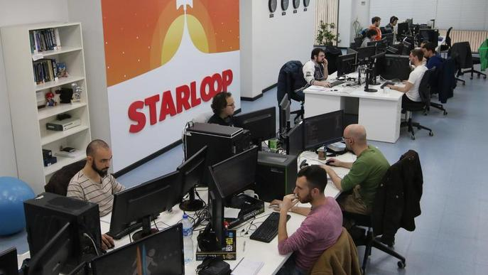 L'empresa lleidatana de videojocs Starloop Studios aterra a Silicon Valley