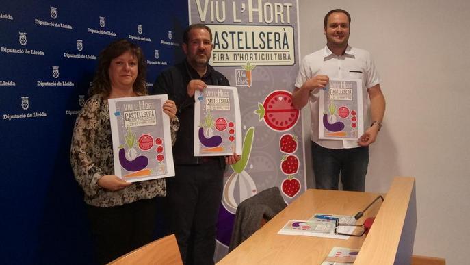 Castellserà celebra la primera fira dedicada a l'horticultura