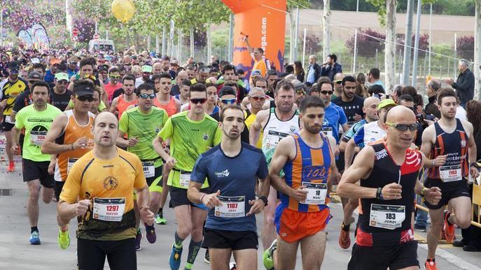Nou rècord de participació a la Mitja Marató de Tàrrega