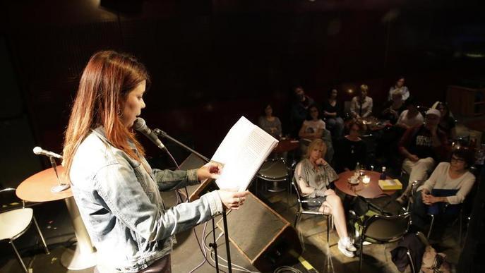 """Un recital contra La Manada per dir """"Prou Cultura de la Violació"""""""