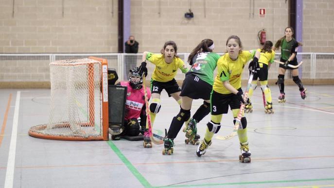 La selecció, amb dos jugadores del Vila-sana