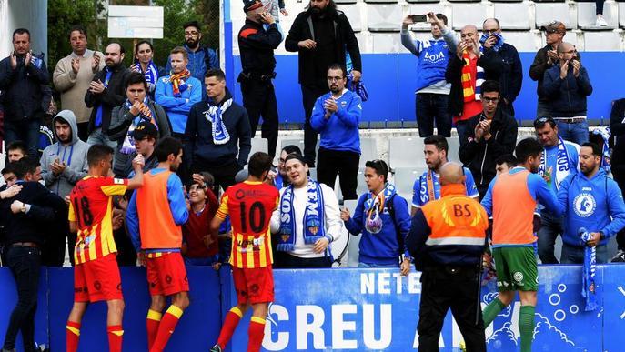 El Lleida es queda fora del 'play-off' per segon any consecutiu