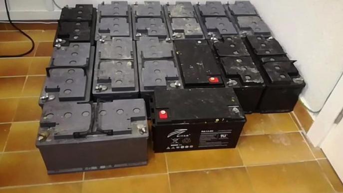 Detinguts dos veïns de Lleida per una onada de robatoris en casetes de reg