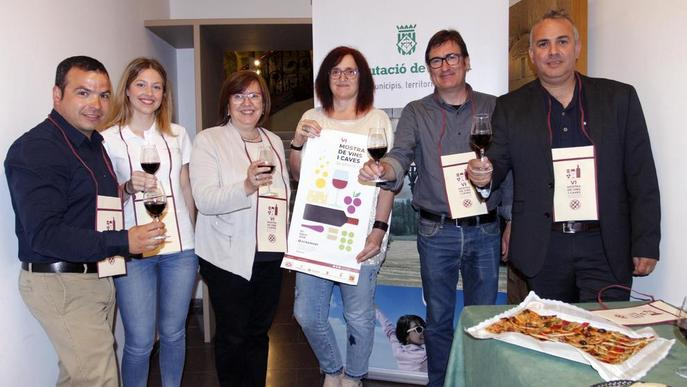 DVins d'Agramunt preveu servir 15.000 degustacions