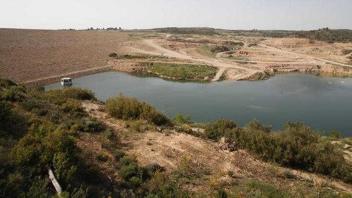Una UTE aragonesa s'adjudica la gestió del Segarra-Garrigues i l'Albagés per 1,7 milions