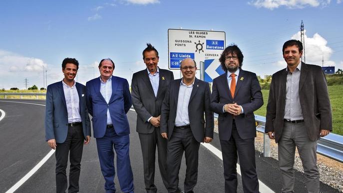 Aran i Generalitat reclamen la variant oest de Vielha per reduir l'impacte ambiental