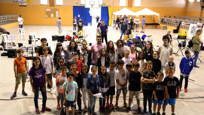 El primer No Surrender Kids reuneix 50 joves músics