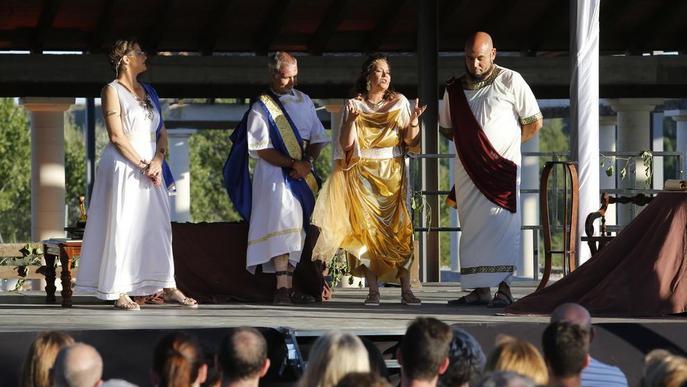 L'edat romana pren Albesa