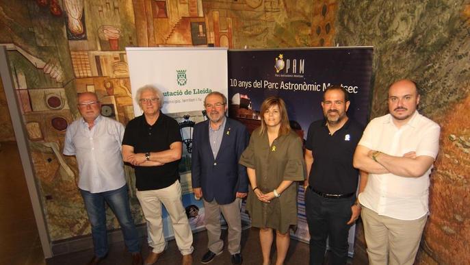 El Parc Astronòmic deixa deu milions d'euros al Montsec