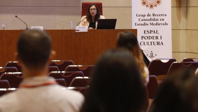 La UdL impulsa una associació d'historiadors de la Corona d'Aragó