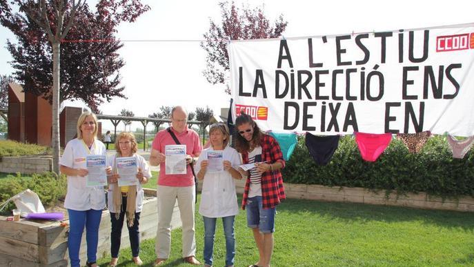 Salut torna a tancar gairebé un de cada quatre llits dels hospitals de Lleida a l'estiu
