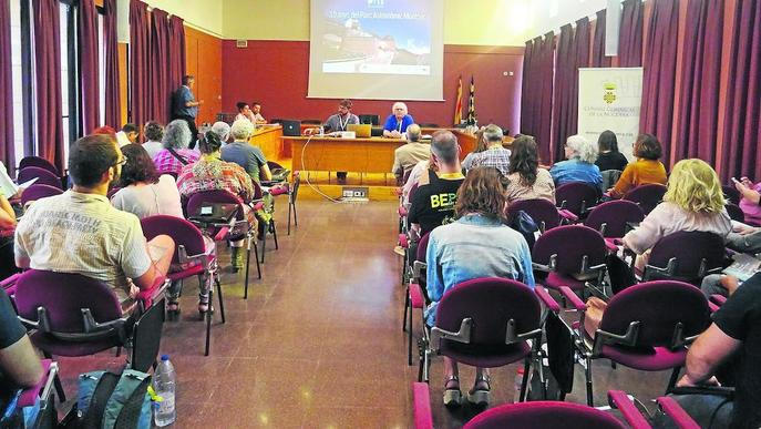 Jornada sobre astronomia i turisme pels deu anys del PAM del Montsec