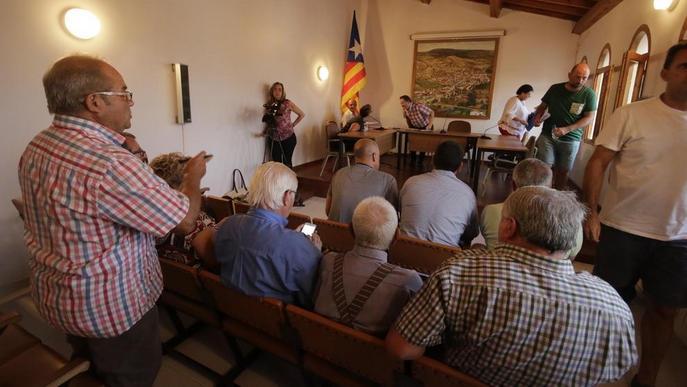 L'oposició de Castelló de Farfanya, en escac al dimitir els edils de PDeCAT