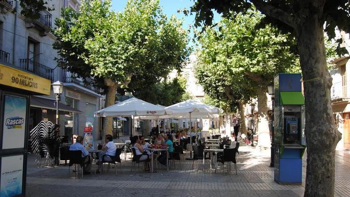 Les obres de la plaça Major comencen dilluns
