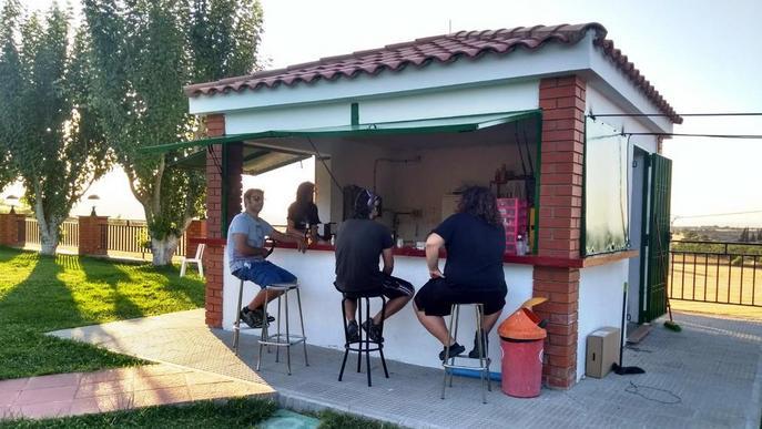 Onada de robatoris en bars de piscines de la Segarra