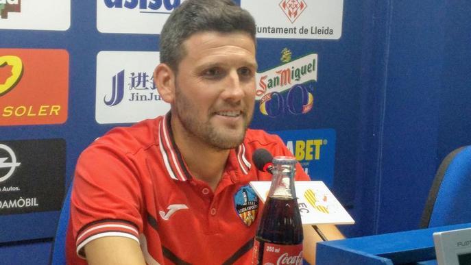 """Gerard Albadalejo: """"Agraeixo l'esforç del club per fer aquest equip"""""""