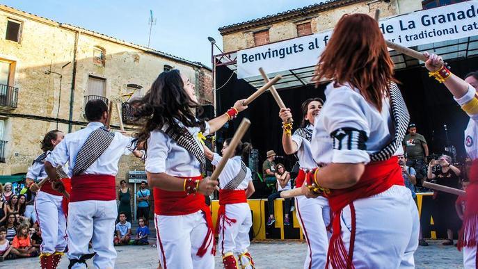 El Festival de la Granadella, amb més de 3.000 visitants