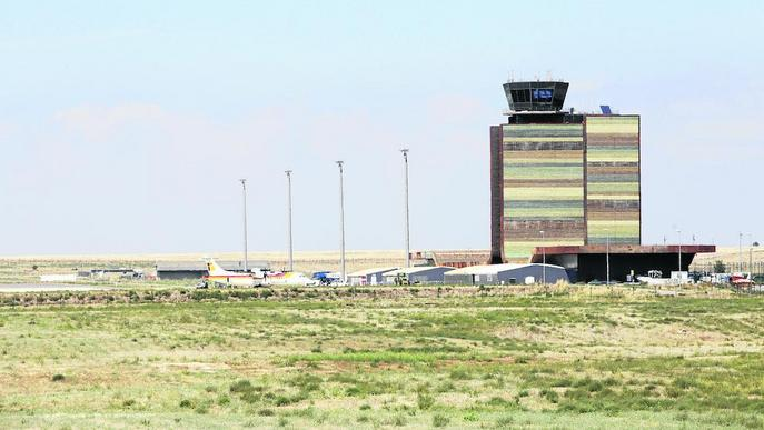 La Festa al Cel torna aquest mes a l'aeroport de Lleida