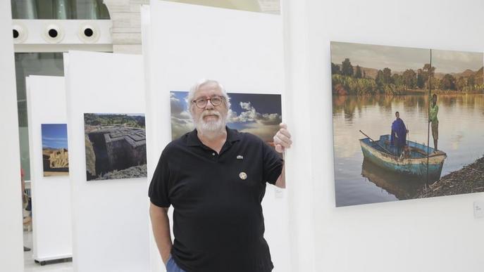 Llorenç Melgosa inaugura a Lleida 'Amazic Amhàric', amb fotografies de l'Àfrica