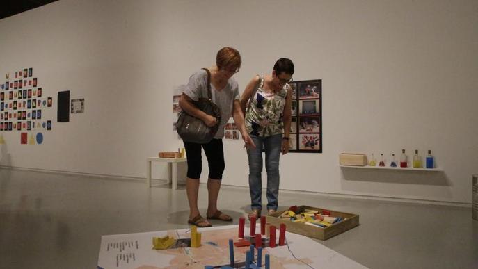 La Panera mostra les obres dels tallers pedagògics