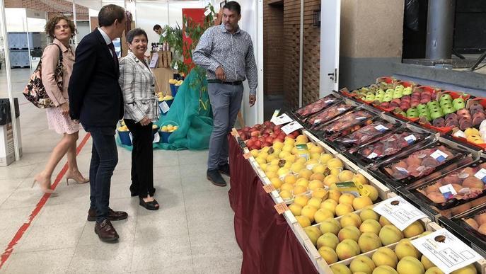 Alfarràs atrau més visitants forans a la Fira del Préssec