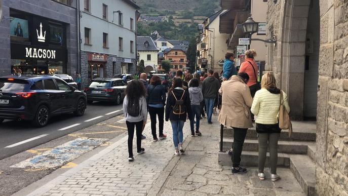L'ocupació fregarà el 100 per cent al Pirineu durant el pont del Pilar