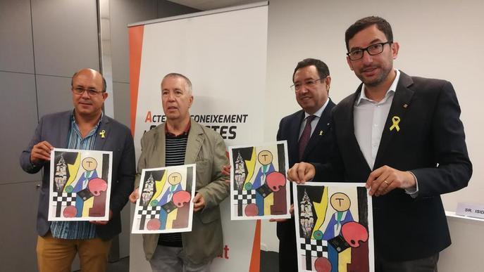 La Generalitat distingeix avui 163 esportistes de Lleida