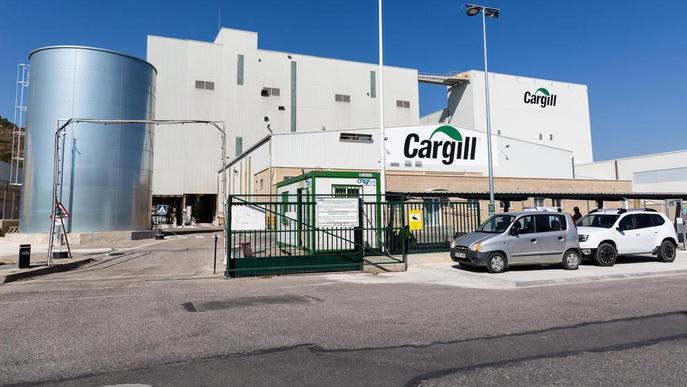 Cargill inverteix vint milions en la planta de pinsos de Mequinensa