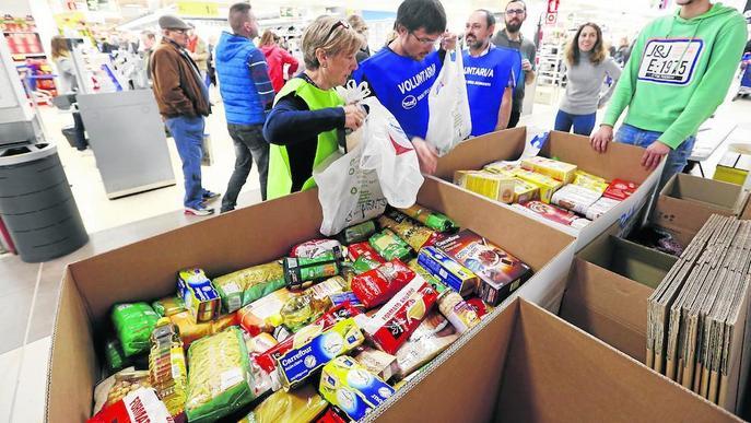 Més voluntaris per al Recapte