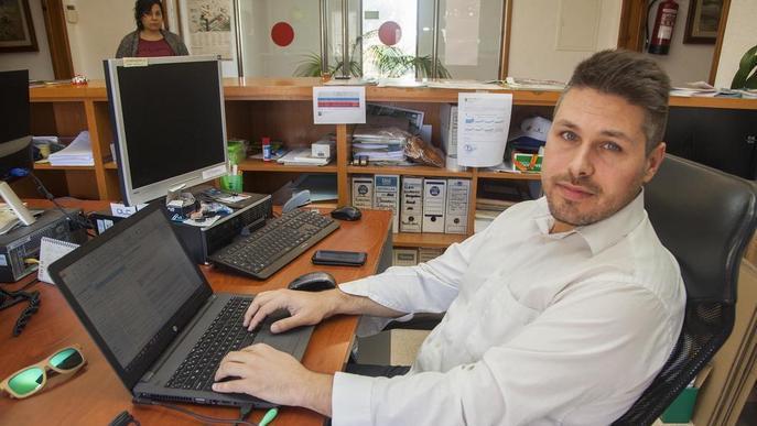 Eduard Piera repeteix com a candidat d'ERC a l'alcaldia de la Fuliola