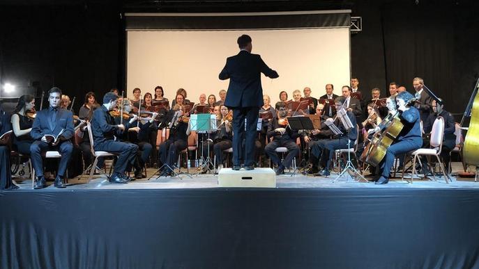 El festival Musiquem Lleida! culmina a la Segarra