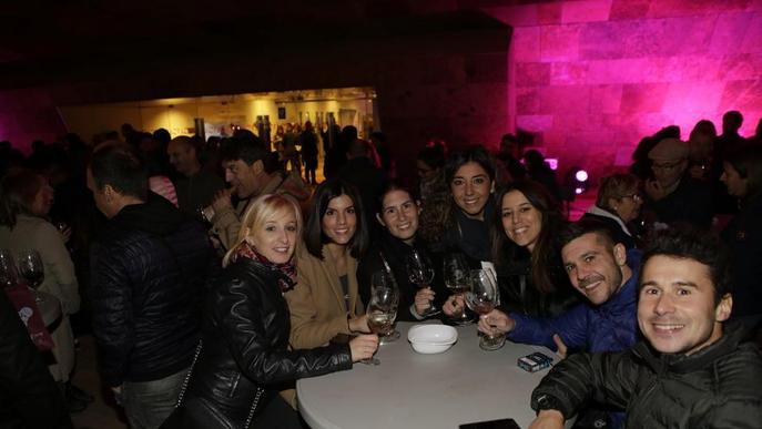 Exitós inici de la Festa del vi