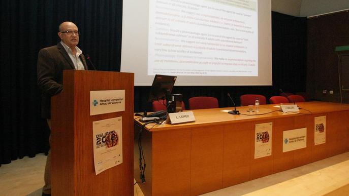 L'Hospital Arnau acull un curs pioner a Espanya sobre el delírium