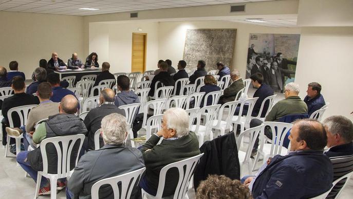 El Canalet vol tornar a regar del Segarra-Garrigues