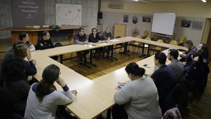Sindicat independentista d'ensenyament, a Lleida