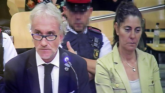 Cinc anys de presó per al pare de la Nadia i tres i mig per a la mare per l'estafa amb la filla