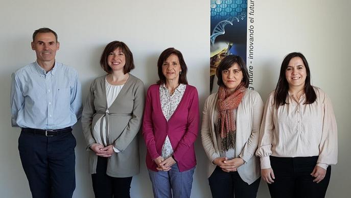 La UdL premia un projecte per detectar al·lergògens