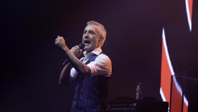 Sergio Dalma no falla a Lleida