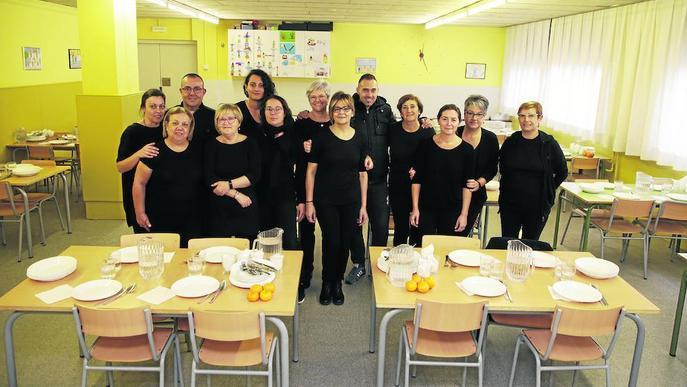 La comunitat educativa preveu més protestes pel menjador