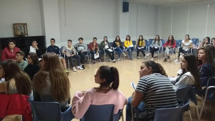 El Ciutat de Balaguer crea la primera cooperativa d'alumnes de Lleida