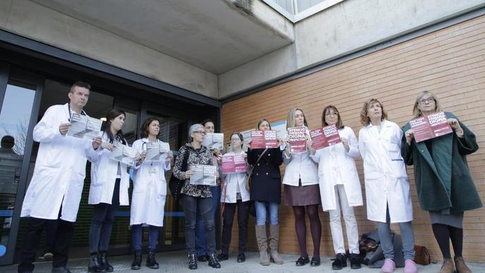 El sou d'un metge de la Primària a Catalunya, a la cua d'Espanya