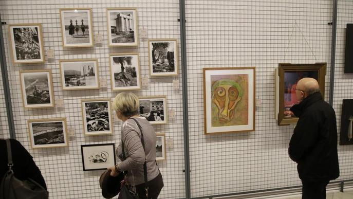 Homenatge del Museu Morera a la Petite Galerie de Lleida