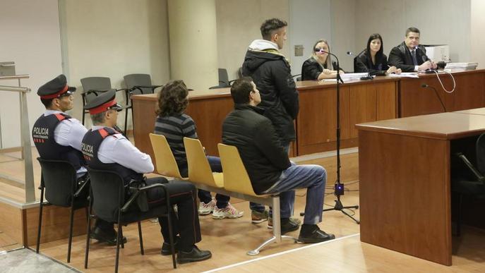 Condemnats a dos anys 3 sicaris per una pallissa en un 'narcoassalt' a Aitona
