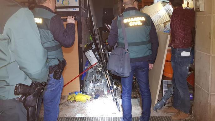 Empresonats tres veïns de Lleida per una onada de 24 furts a Terol