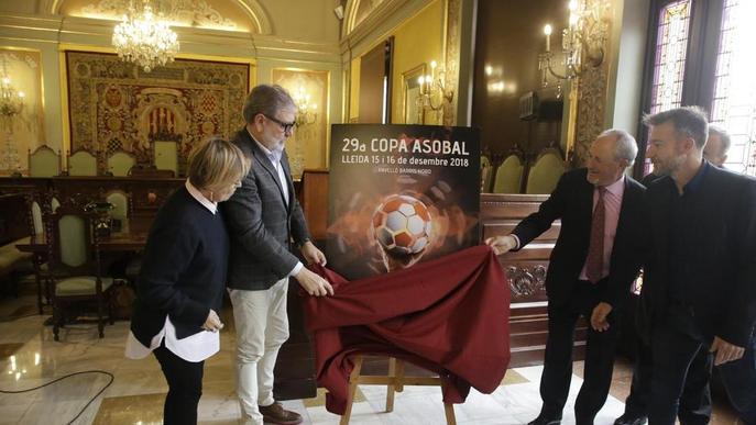 L'abonament per veure la Copa ASOBAL a Lleida, a 15 €